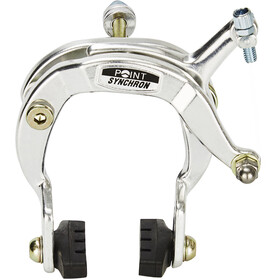 Point Side brake Caliper rear wheel, grey